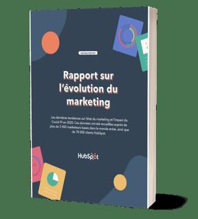 Mockup- rapport marketing