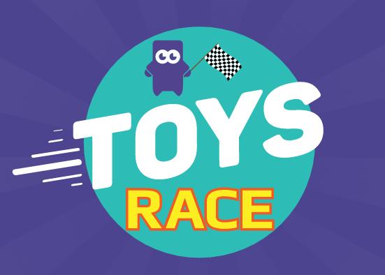 infographie dynamique toysrace