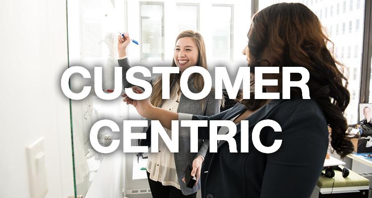 """Être """"customer centric"""" : un avantage concurrentiel décisif dans votre stratégie digitale ?"""