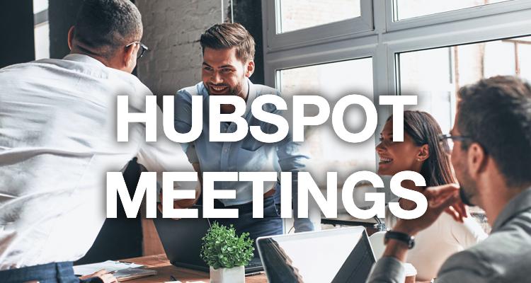 Programmez vos réunions en toute simplicité avec Hubspot Meetings