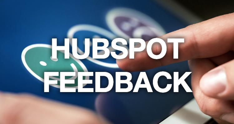 Comprenez davantage vos clients avec l'outil HubSpot Feedback