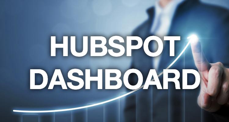 Gardez un oeil sur votre stratégie avec hubspot dashboard