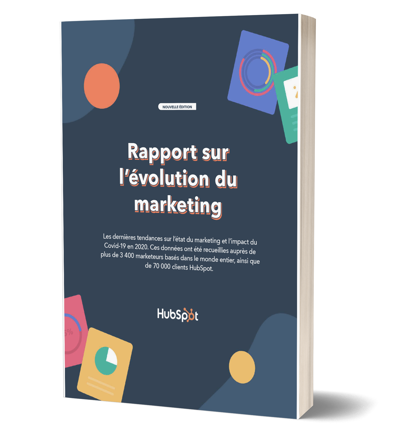 Mockup- rapport marketing