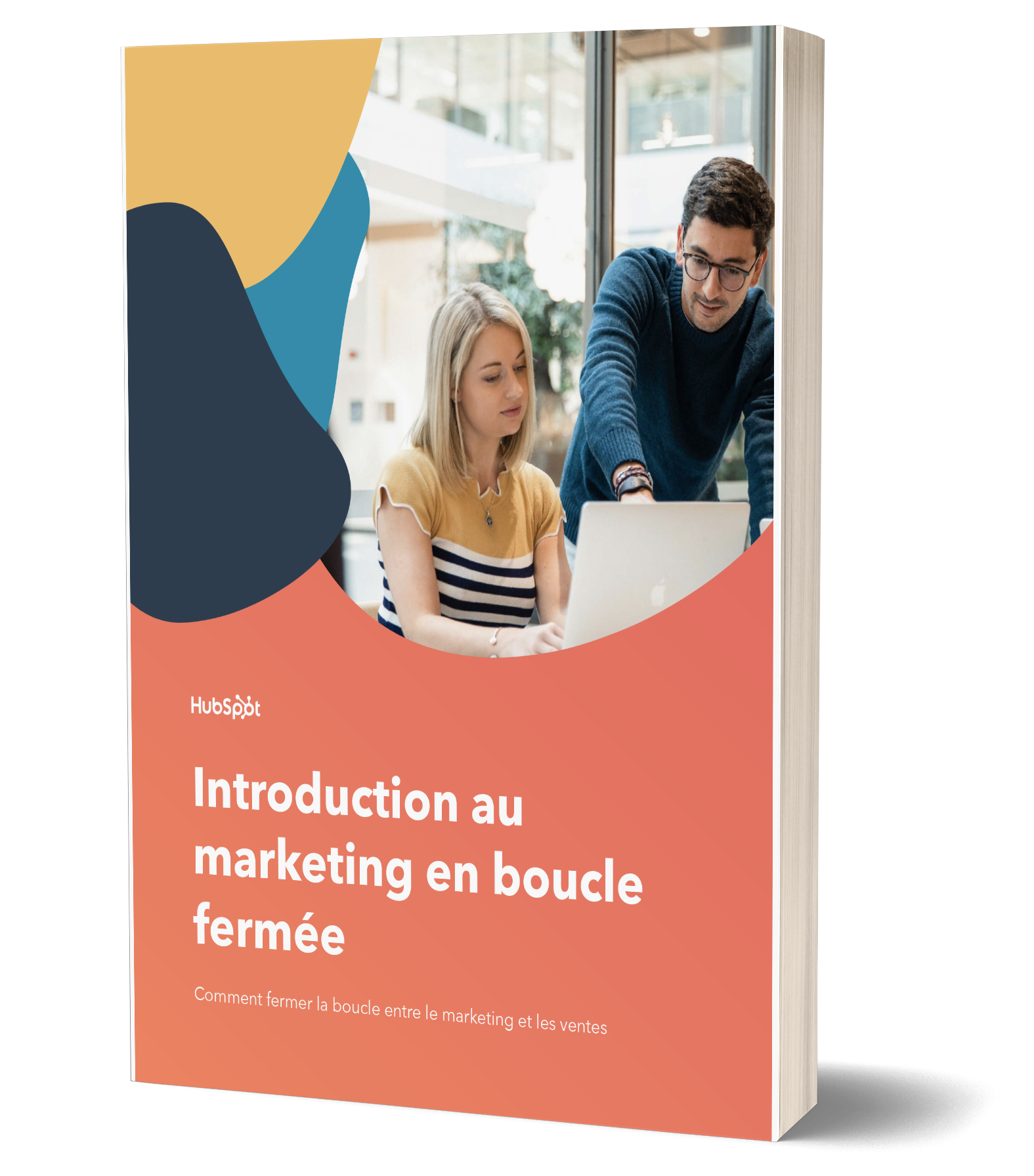 Mockup-marketing boucle fermée
