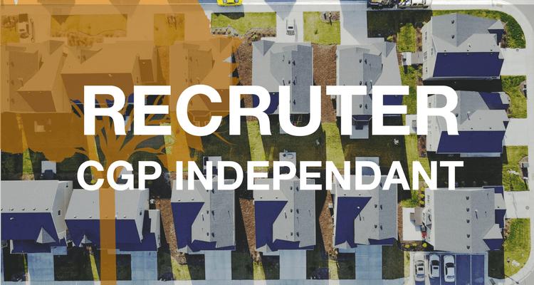 Comment recruter des CGP indépendants avec l'inbound marketing immobilier