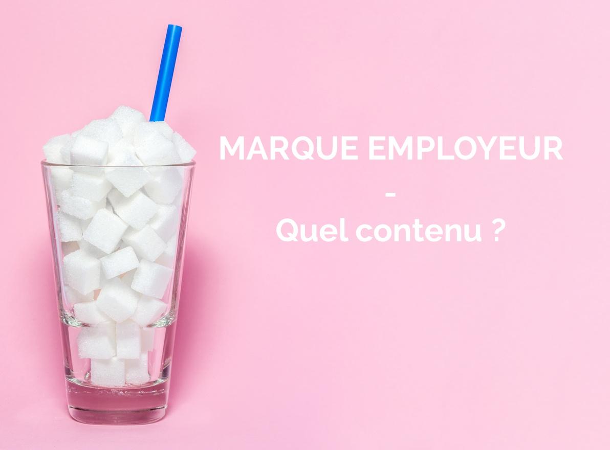 Quel contenu pour la marque employeur ?