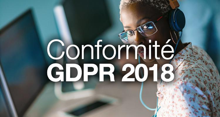 Conformité GDPR 2018: comment adapter votre stratégie marketing?
