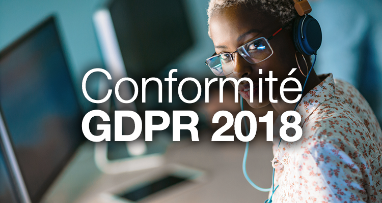 Conformité GDPR 2018 : comment adapter votre stratégie marketing ?