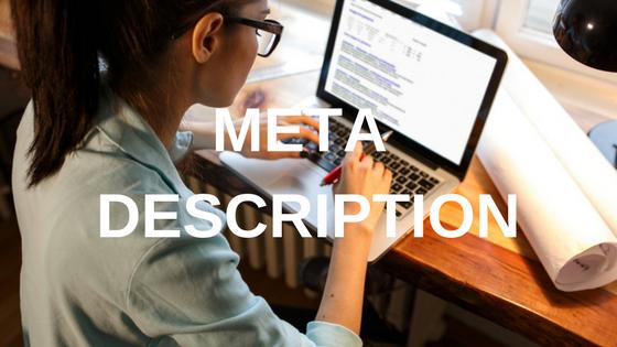 Comment rédiger une meta-description efficace ?