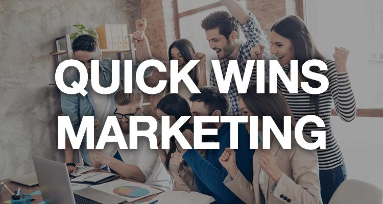 5 quick wins marketing pour booster votre génération de leads